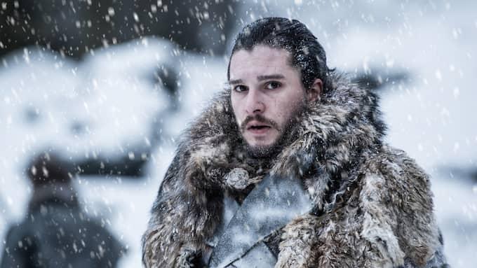 En av HBO:s mest populära serier är Game of thrones. Foto: AP / TT / NTB Scanpix