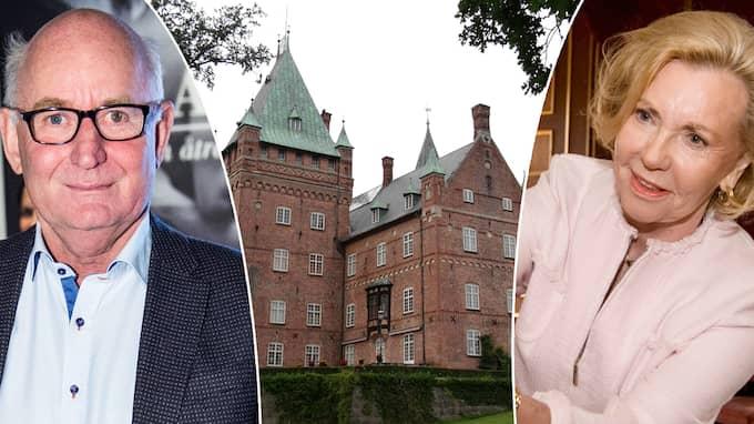 """Ulf Trolle och Rigmor Trolle: """"Två personer som inte kan kommunicera"""", säger Ulf Trolle om fejden med sin styvmor."""