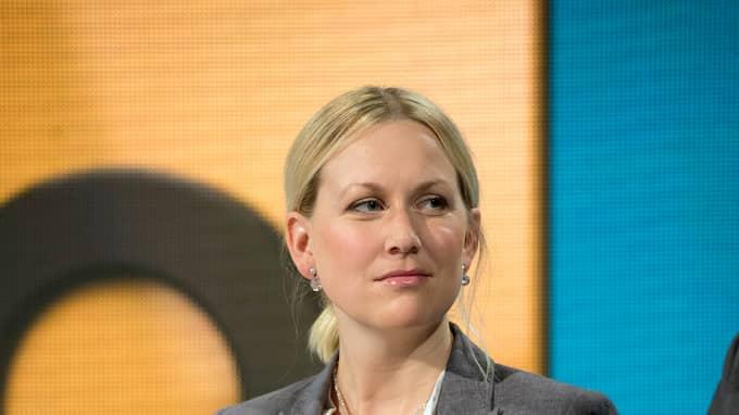 Helena Ekholm. Foto: SVEN LINDWALL