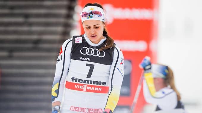 Anna Haag. Foto: JON OLAV NESVOLD / BILDBYRÅN NORWAY
