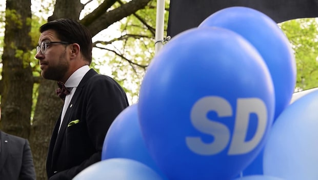 Sverigedemokraterna ledande i Skåne – här är resan till toppen