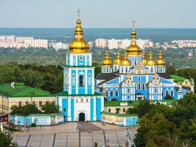 Ukrainas huvudstad Kiev får en ny flyglinje från Sverige i höst.