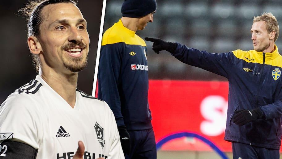 Teorin efter beskedet om Zlatan Ibrahimovic