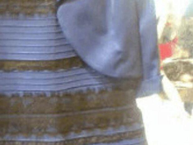 Svaret på mysteriet kring klänningen