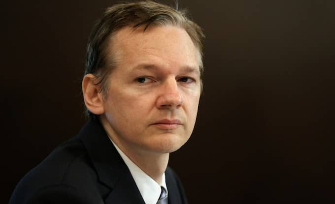 Julian Assange. Foto: Dan Kitwood/Getty images