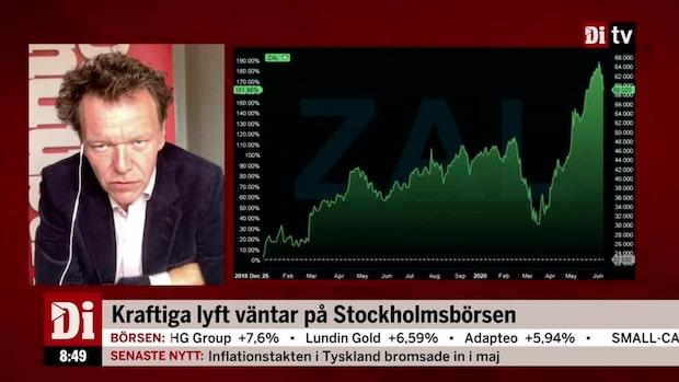 Ulf Petersson: Kinnevik får bra betalt för aktierna