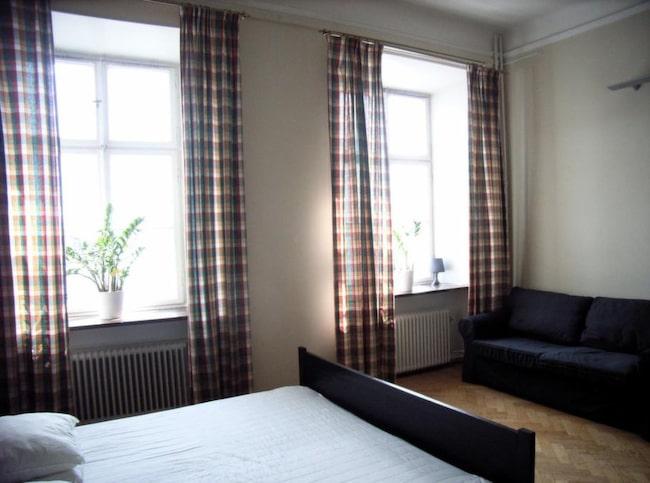 Rum med utsikt hittar du på Best Hostel Skeppsbron.