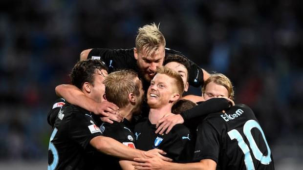 Här är Malmö FF:s bästa spelare 2017