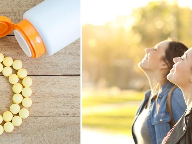 D-vitamin visar sig inte vara det mirakel vi trott