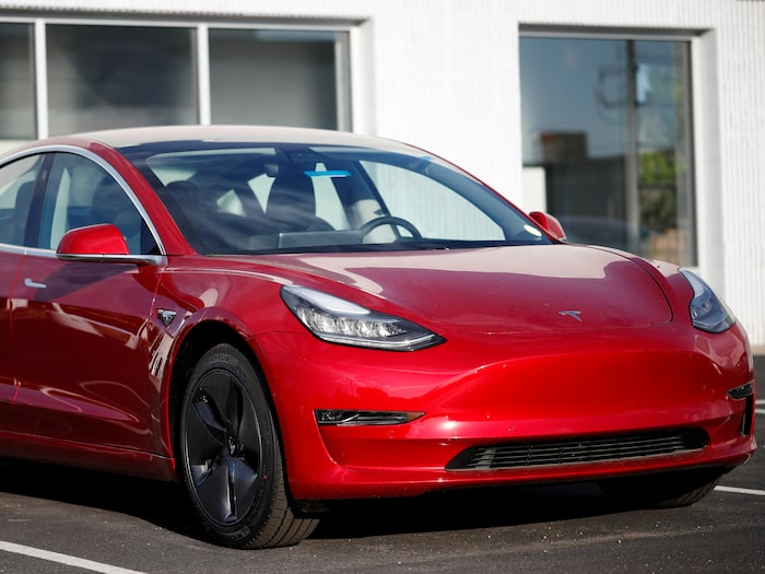 Tesla Model 3 ska bli bilen som gör Tesla till ett märke med större kundkrets.
