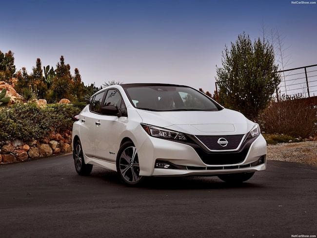 Den som köper elbilen Nissan Leaf kan däremot räkna med att få tillbaka maxbeloppet 60 000 kronor.