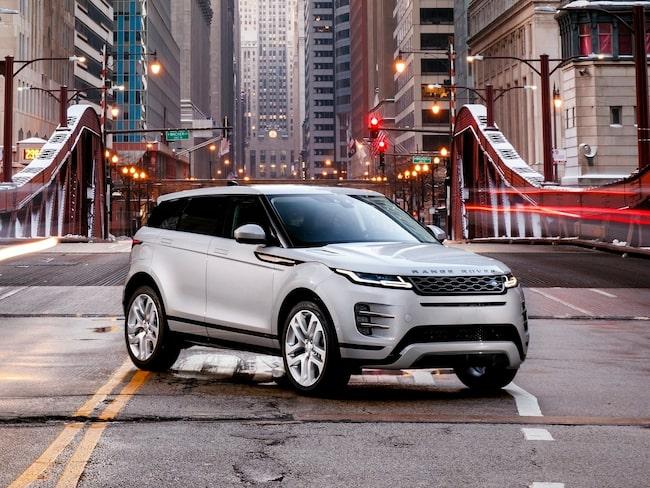 En bil som är svår att sluta titta på. Men suven Range Rover Evoque suger inte bara åt sig blickar, den suger en del pengar också...