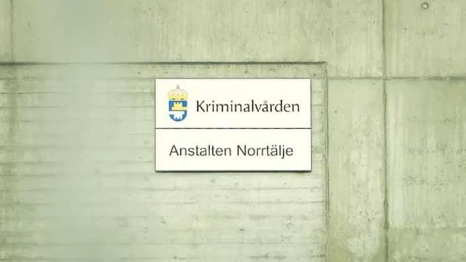 Kriminalvårdens anstalt i Norrtälje har säkerhetsklass 1, den högsta säkerhetsklassen för de mest riskfyllda intagna. Foto: Daniel Undegård