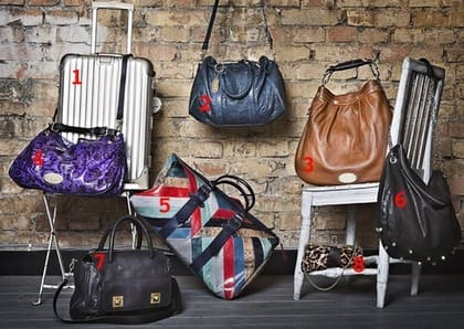 32 väskor | Nöje | Expressen
