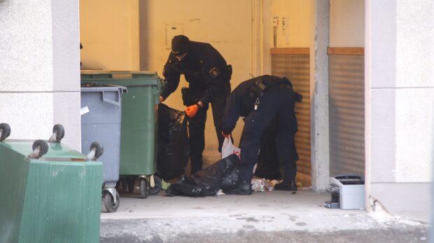 Misstänkt mord i Stockholm