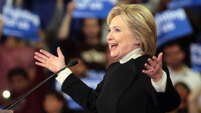 Hillary Clinton. Foto: Alex Quesada