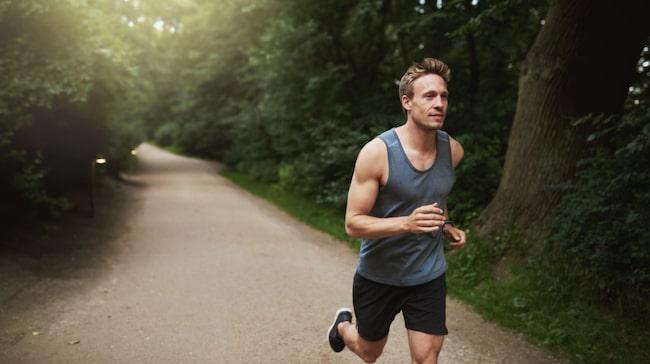 högt blodtryck löpning