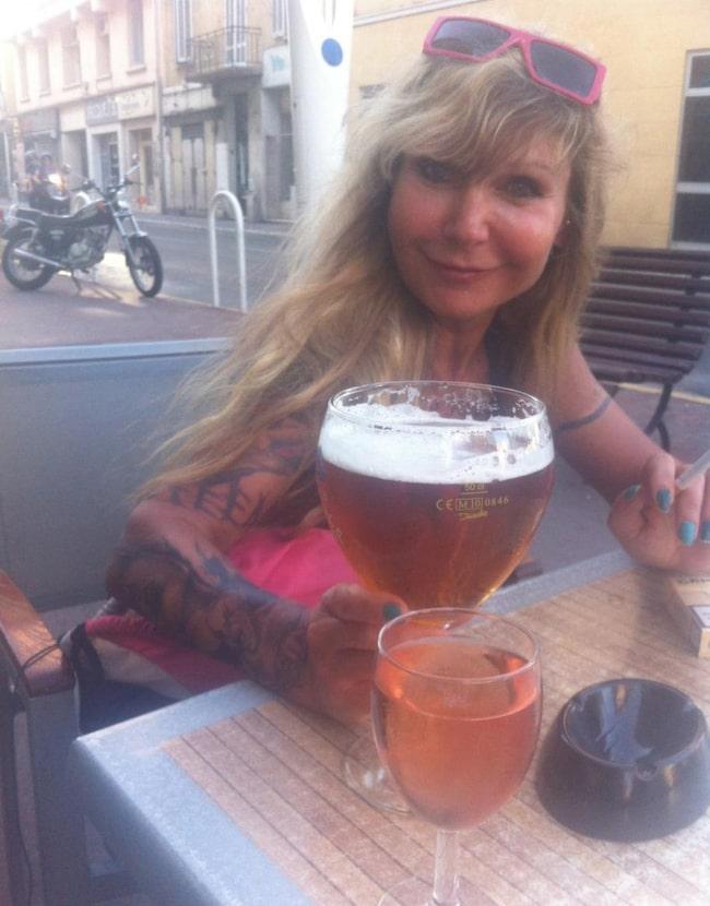 """""""Öl är min favoritdryck och Cannes är min favoritstad. Det är en oslagbar kombo."""""""