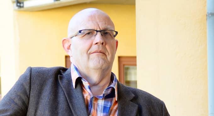 Efter att ha lidit av cancerformen lymfom sedan 2015 avled succéförfattaren Börge Hellström i sin bostad 17 februari, 59 år gammal. Foto: Hampus Hagstedt