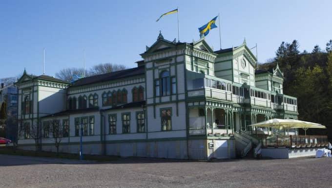 FINHUS. Societetshuset i Marstrand. Foto: Anders Ylander