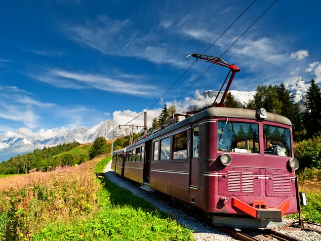 SJ planerar en lösning för att boka tågresor till populära destinationer som Frankrike...