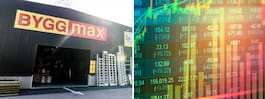 Börskollaps för Byggmax efter svag delårsrapport