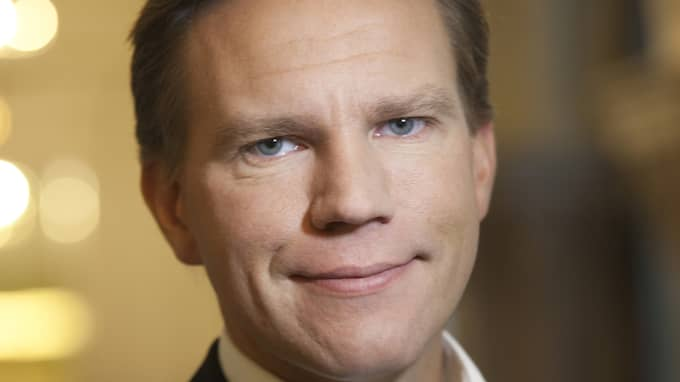 Jens Magnusson, privatekonom SEB. Foto: / ELISABETH OHLSON WALLIN