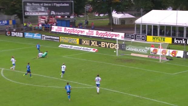 Halmstad-IFK Norrköping 2-1 - highlights