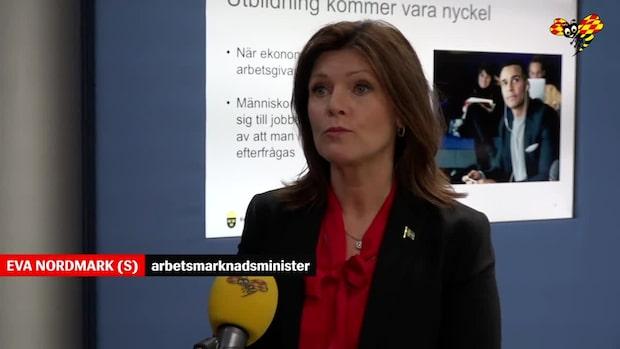 Eva Nordmark: Det här är den värsta krisen vi har haft