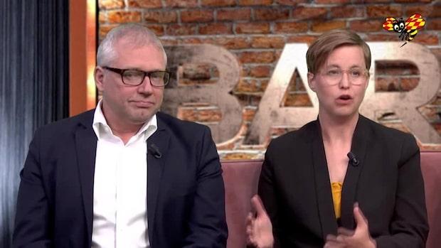 Bara Politik: Panelen om EU-valrörelsen