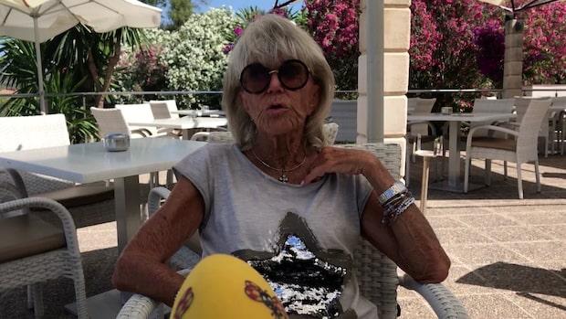 Expressen träffar prinsessan Birgitta i Spanien