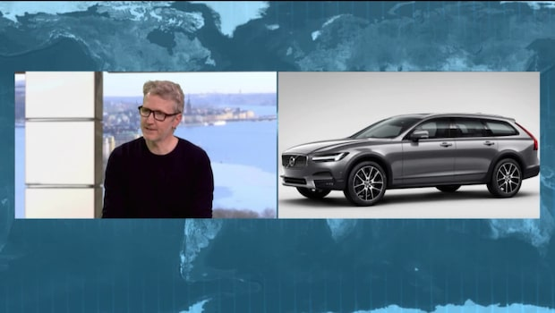 Volvo återkallar 8200 bilar