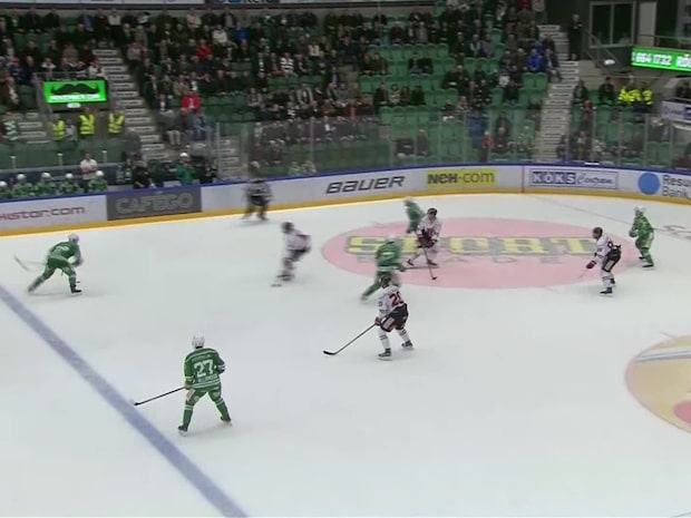 Highlights: Rögle–Örebro
