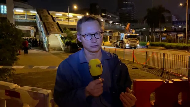"""Magnus Falkehed: """"Omringade av polisen"""""""