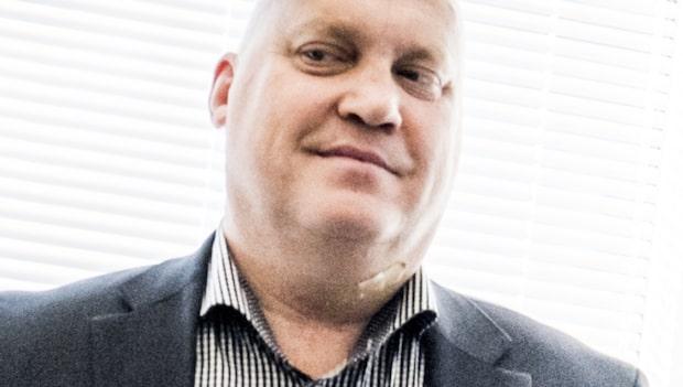 Johan Carlström stärker sitt grepp om Fingerprint