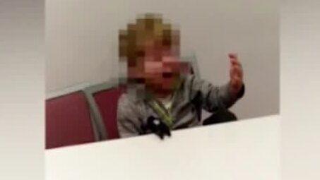 Pojkens brandtal inifrån karantänen
