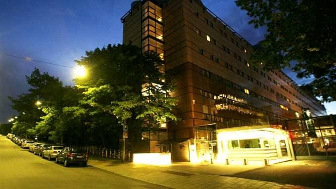 Kronobergshäktet i Stockholm