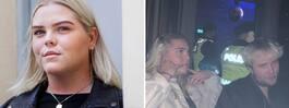 Johanna Nordströms svar på kritiken efter festhelgen