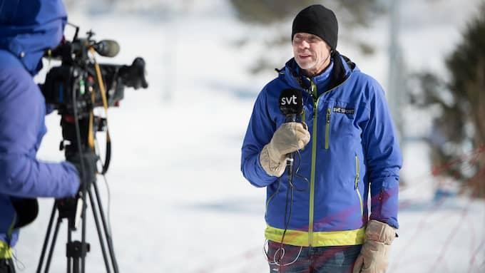 Jacob Hård under OS i Pyeongchang. Foto: SVEN LINDWALL