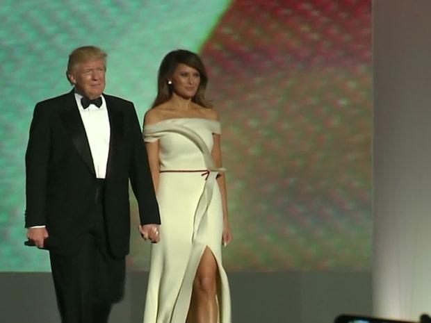 Trumps kärlekskris - lever separata liv