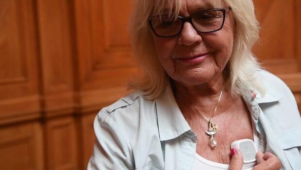 Christina Schollins besked – drabbad av hjärtsjukdom