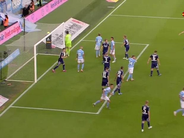 Höjdpunkter: Malmö FF-Djurgården