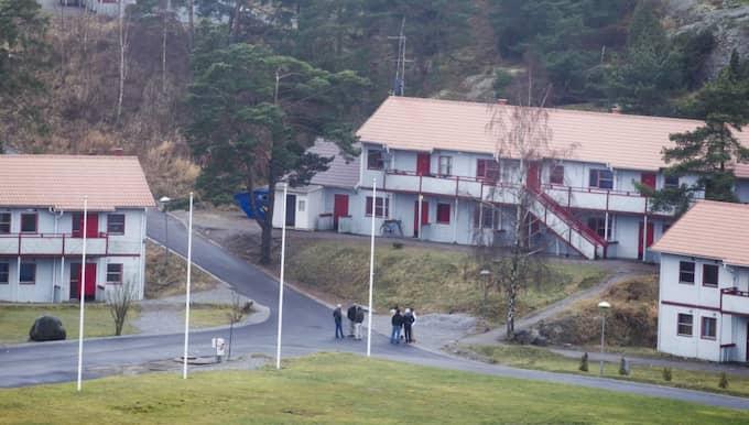 FLYKTINGSEMESTER. Kanske kan ett sportlov på asylboendet Tjörnbropark öka vår empati. Foto: Lennart Rehnman