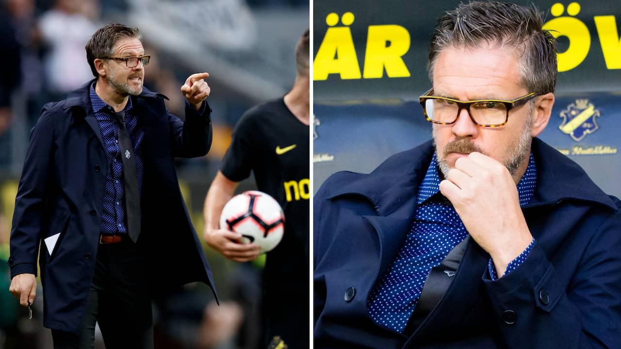 Rikard Norling om AIK:s tvåfrontskrig och nya spelinriktningen