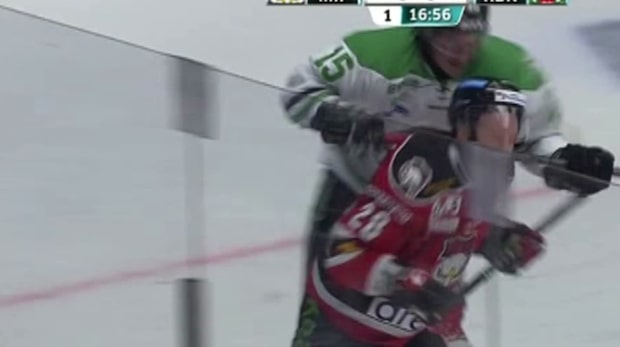 Hockeystjärnan döms i hovrätten