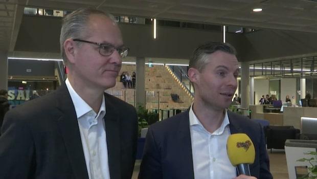 """Därför går Com Hem och Tele 2 samman: """"Blir enklare att vara kund"""""""