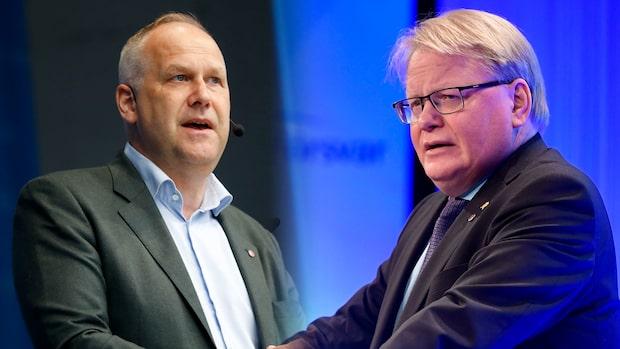 Turkisk rapport: Hultqvist och Sjöstedt kopplas till terrorgrupp