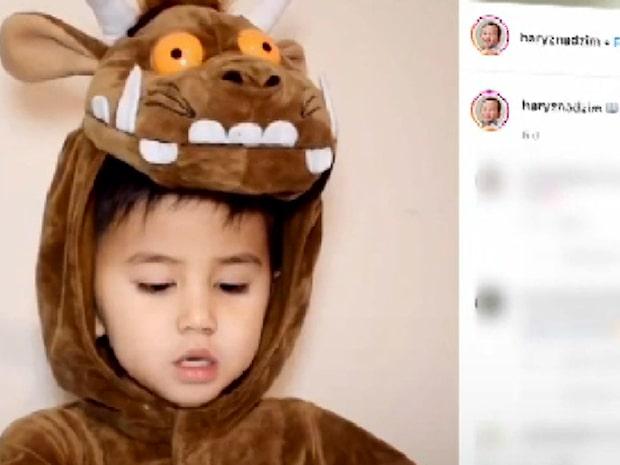 Smart treåring blir yngst i Mensa