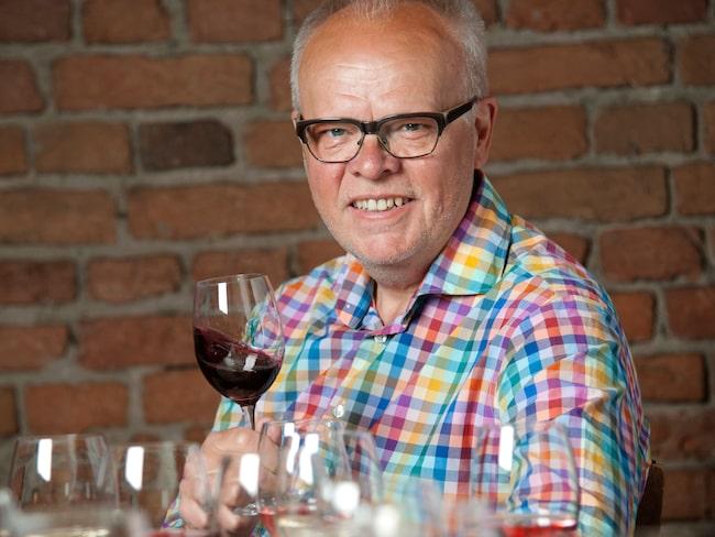 Allt om Vins expert Håkan Larsson.