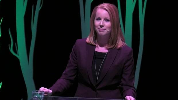 """Annie Lööf: """"Jag har inte varit med om ett så respektlöst hat"""""""